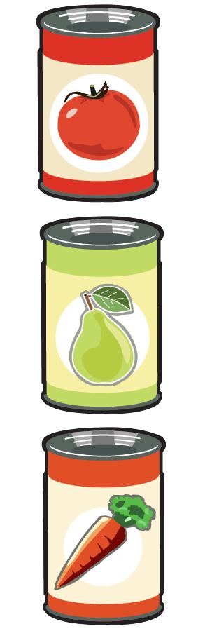 Canned Veggies!.