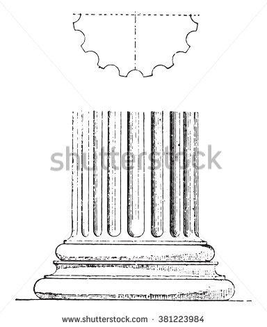 Cannelure Stock Vectors & Vector Clip Art.