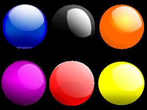 Cannon Balls Clipart, vector clip art online, royalty free design.