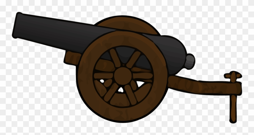 Cannon Clipart Free For Download.