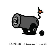Shoot cannon Clipart and Illustration. 609 shoot cannon clip art.