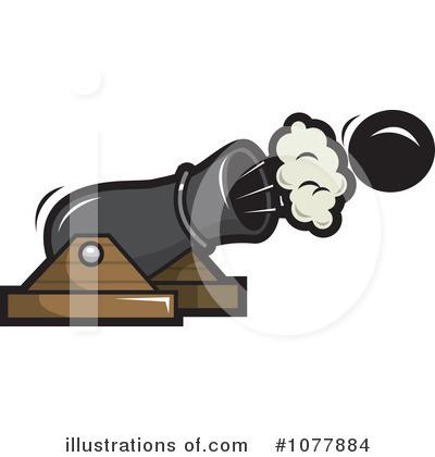 Circus Cannon Clipart.