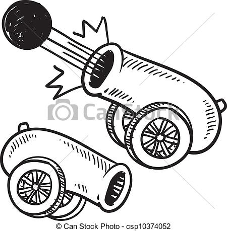 Cannon Illustrations and Clipart. 3,728 Cannon royalty free.
