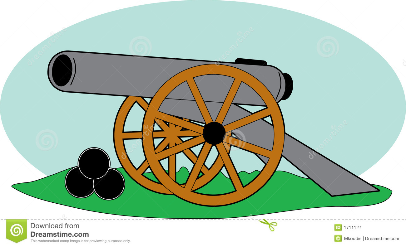 Civil War Cannon Clipart Civil War Cannons Clipart #iHSkm9.