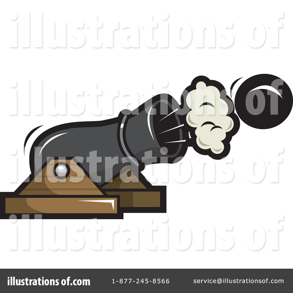Clip Art Of Pirates Cannons Clipart.