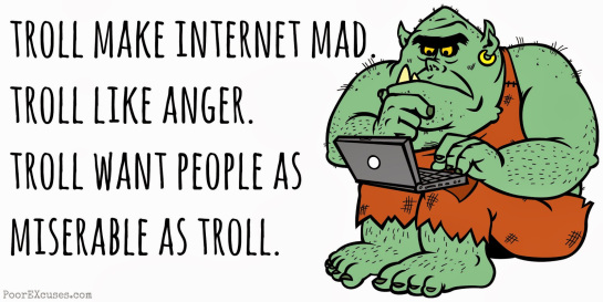 ONLINE AND SOCIAL MEDIA IMPERSONATION FOR TROLLING AND HARASSMENT.