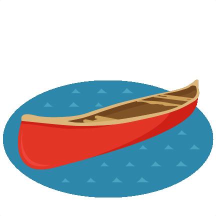 Canoe Clip Art.