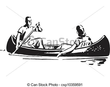 Canoes Illustrations and Clipart. 2,753 Canoes royalty free.