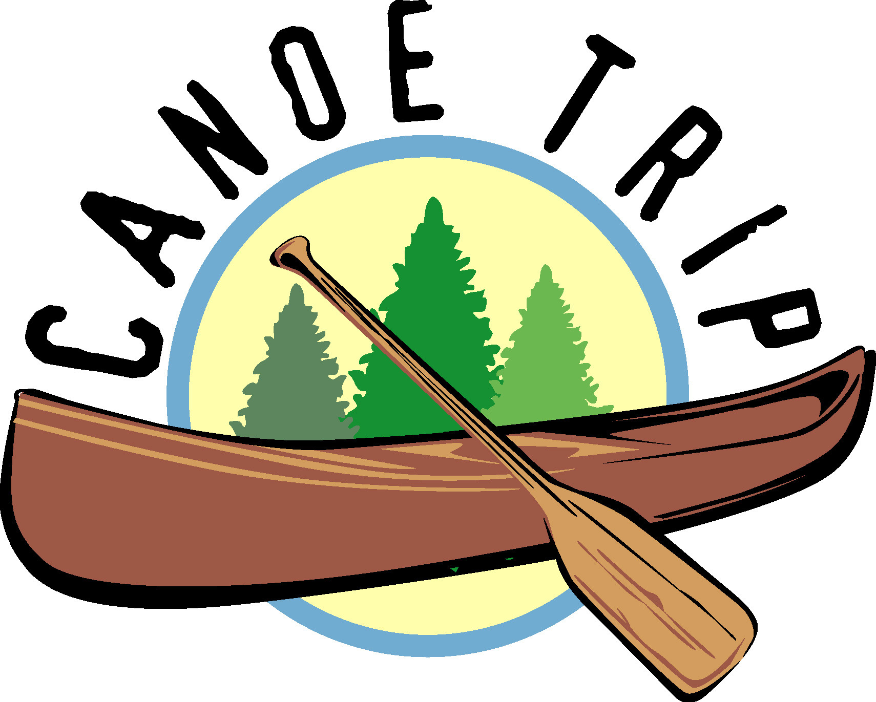 Canoe trip clipart 20 free Cliparts | Download images on ...