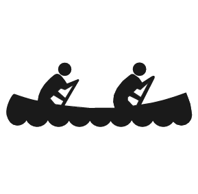 Canoe clipart png.