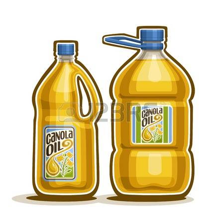 85 Canola Oil Stock Vector Illustration And Royalty Free Canola.