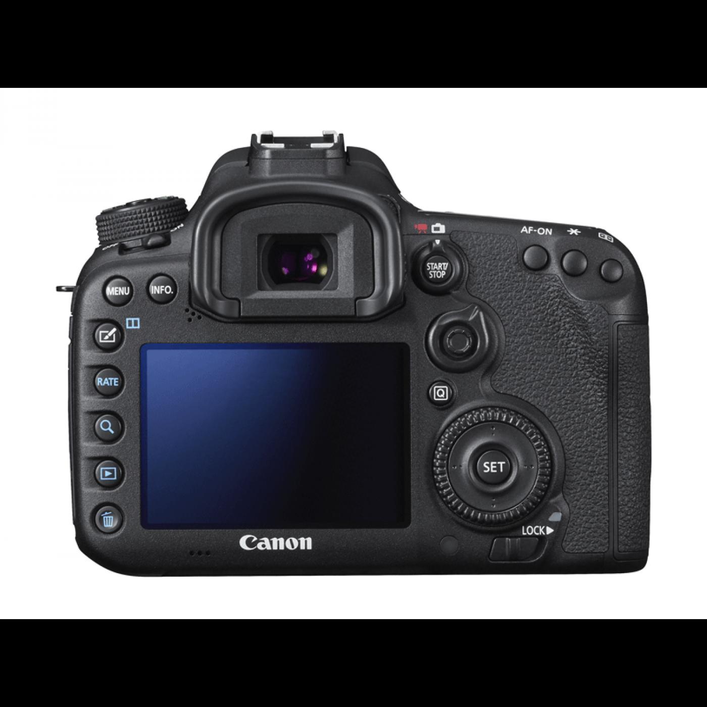 Canon EOS 7D Mk II Camera.