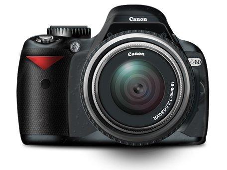 Canon Camera Clipart Picture Free Download.