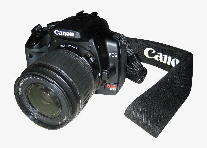 Canon Eos 400d.