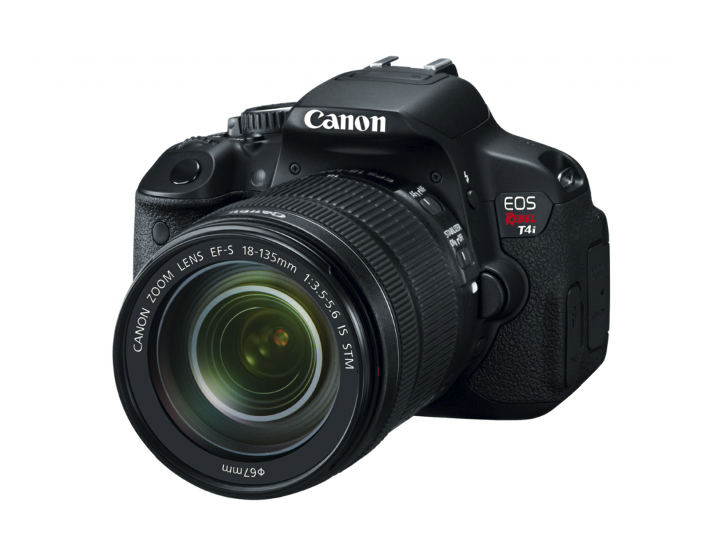 Canon Camera Png.