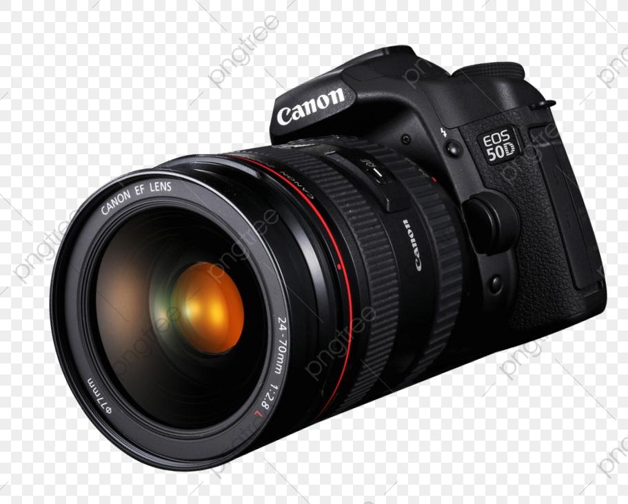 Canon Camera, Camera Clipart, Camera PNG #648424.