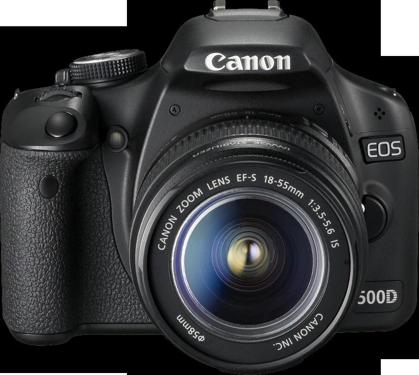 Download Canon Digital Camera PNG Clipart.