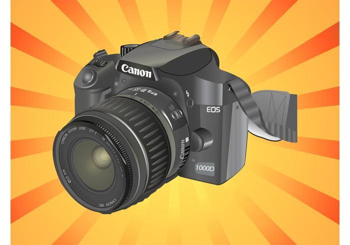 DSLR Camera.