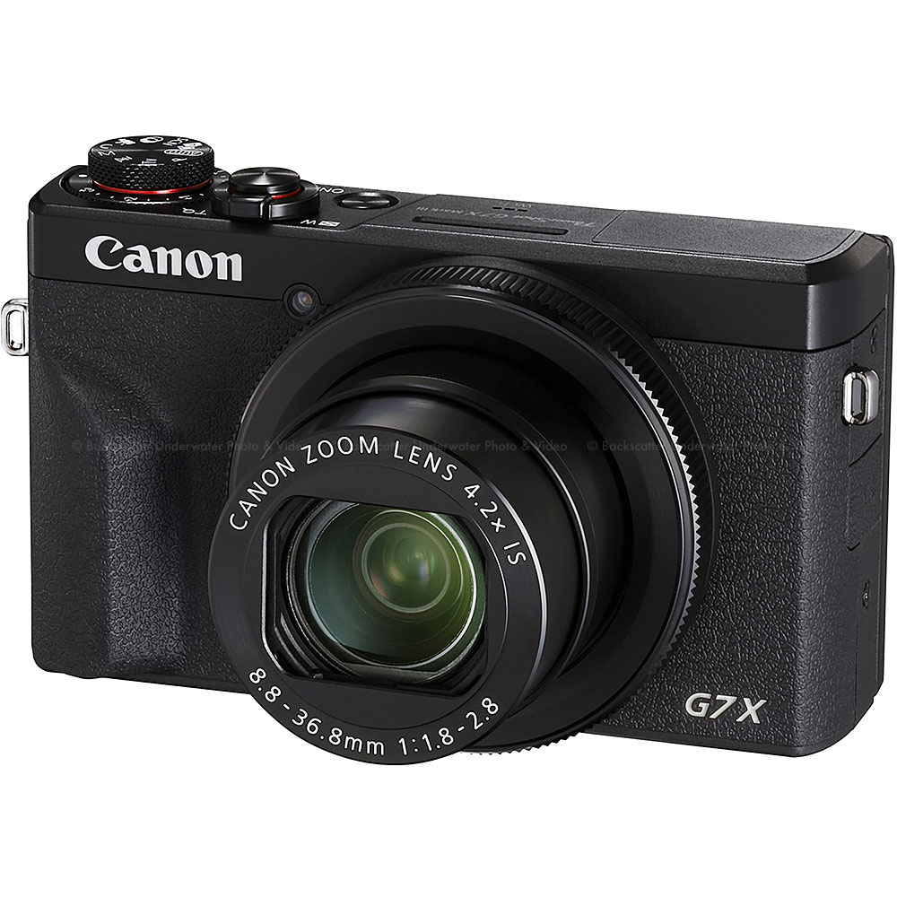Underwater Housing for Canon G7X III.