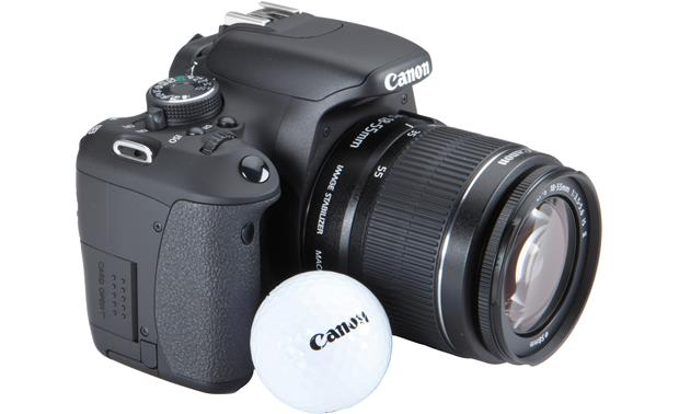 Canon EOS Rebel T3i Kit.