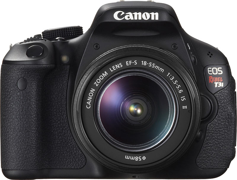 Canon EOS Rebel T3i / 600D Review @ Trusted Reviews.