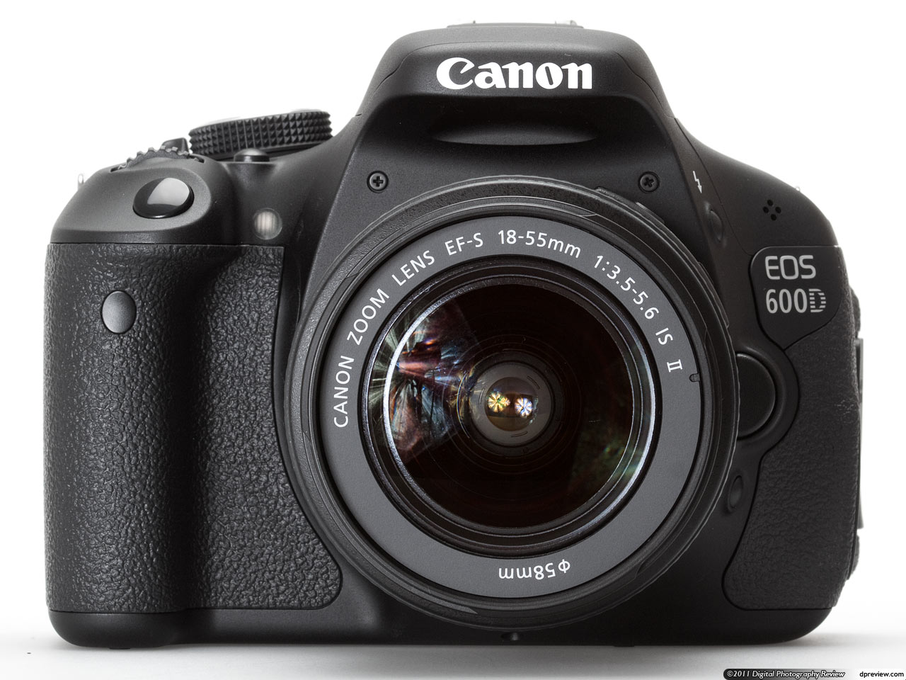 Canon Rebel T3i / EOS 600D Review: Digital Photography Review.