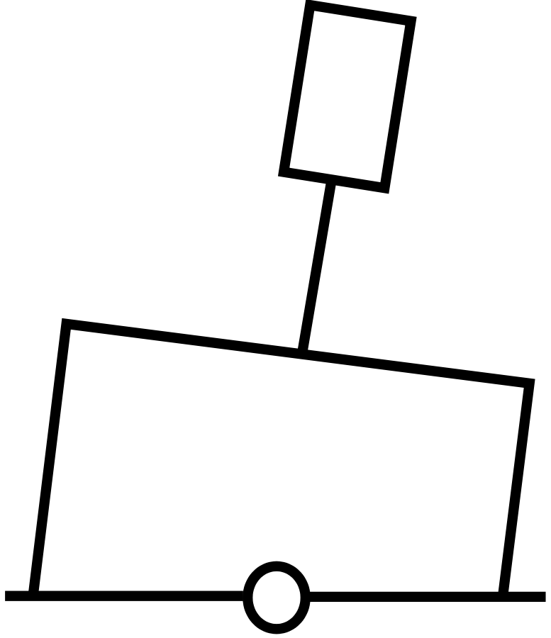 canonical buoy SVG Vector file, vector clip art svg file.