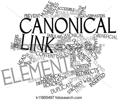 Canonical clipart.