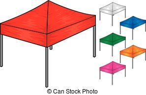 Folding tent Vector Clip Art EPS Images. 239 Folding tent clipart.