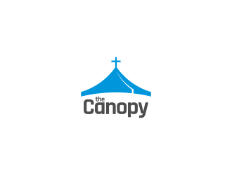 the Canopy logo design.