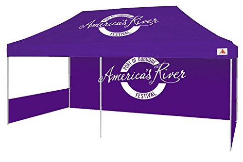 AbcCanopy Pop up Tents with Logo 10x20 Promotional Tents.