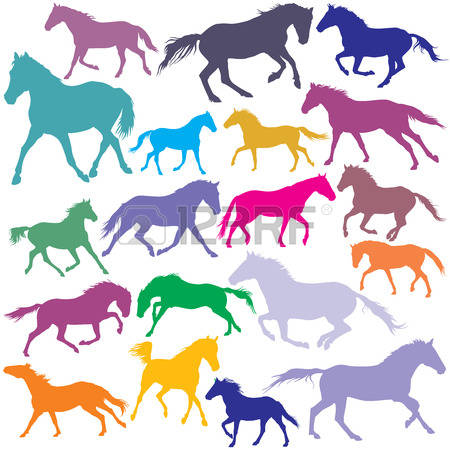 158 Canter Stock Vector Illustration And Royalty Free Canter Clipart.