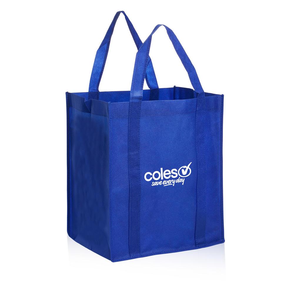 Custom Reusable Grocery Tote Bags.