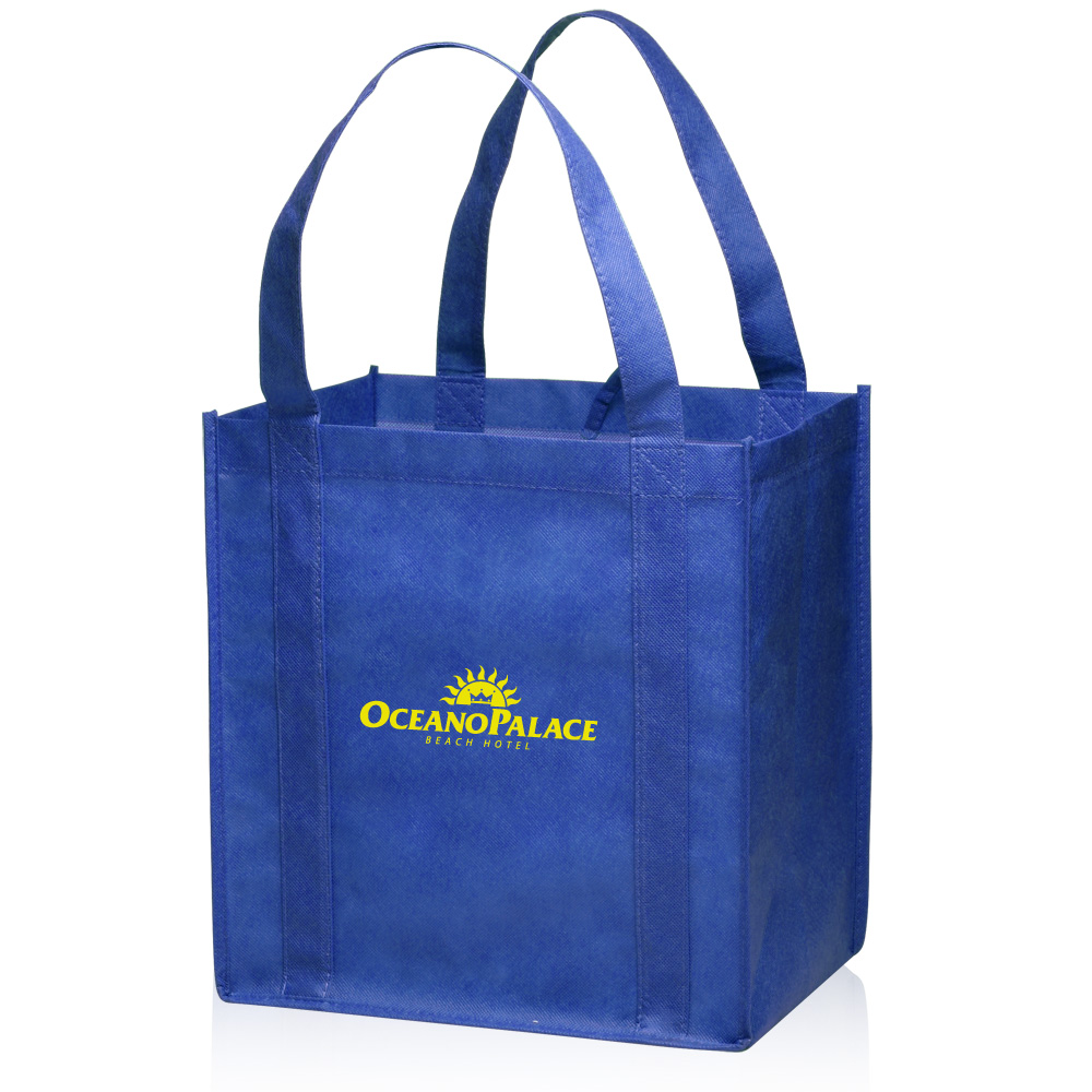 Customized Small Grocery Tote Bags with Handle.