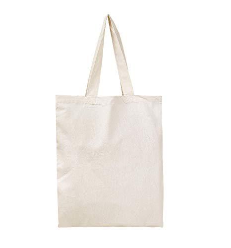 BagzDepot Canvas Tote Bags Bulk.