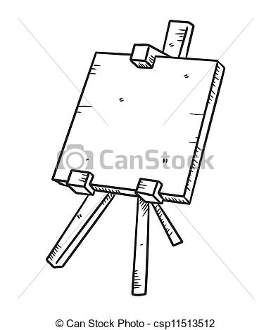 Canvas clipart.