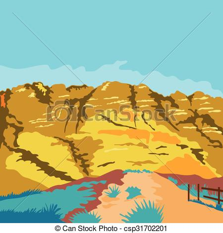 Red rock canyon Vector Clip Art Illustrations. 36 Red rock canyon.