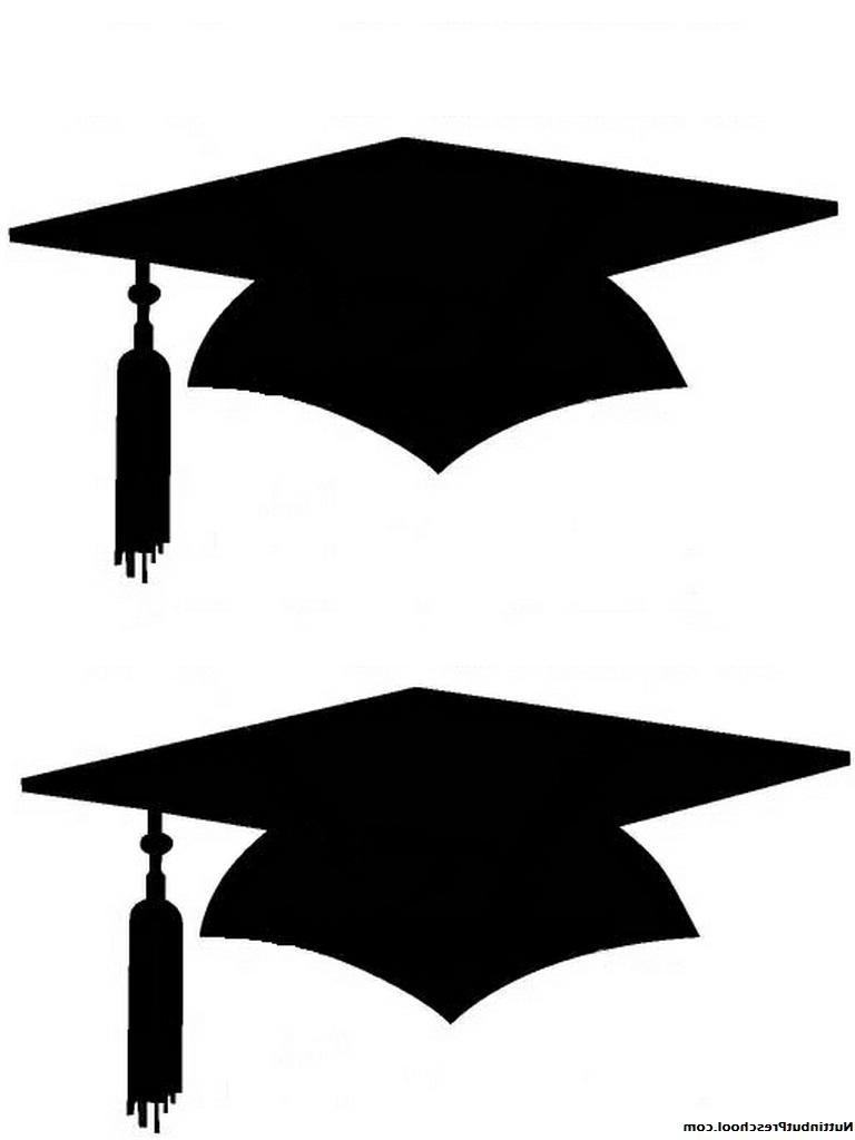 Graduation hat free graduation cap and gown clip art vector file.