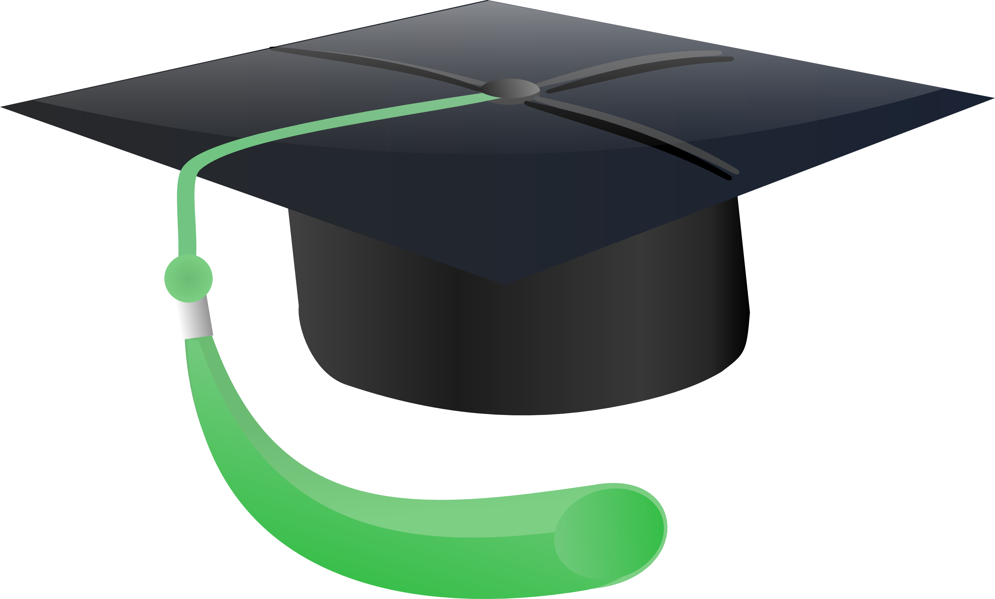 93+ Graduation Cap And Gown Clipart.