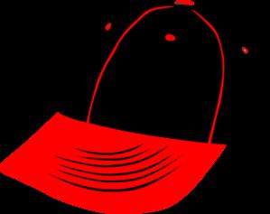 Red Black Hat Clip Art at Clker.com.