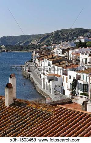 Pictures of Cadaques, Cap Creus, Costa Brava, Catalonia, Spain.