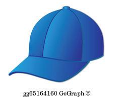 Baseball Cap Clip Art.