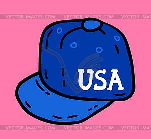 Snapback Baseball Straight Visor Hip Hop Cap.