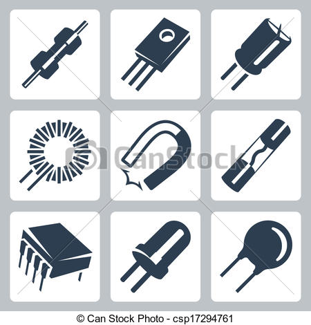 Capacitor Illustrations and Clipart. 565 Capacitor royalty free.