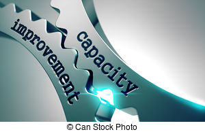 Capacity improvement Illustrations and Clipart. 409 Capacity.