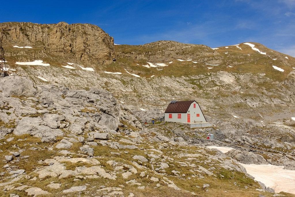 Escursione ad anello dal Pian delle Gorre alla Capanna Morgantini.