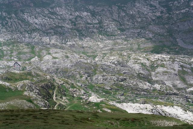 Castello delle Aquile da Carnino Superiore.