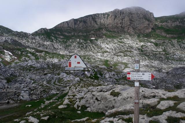 Punta Straldi da Pian delle Gorre.