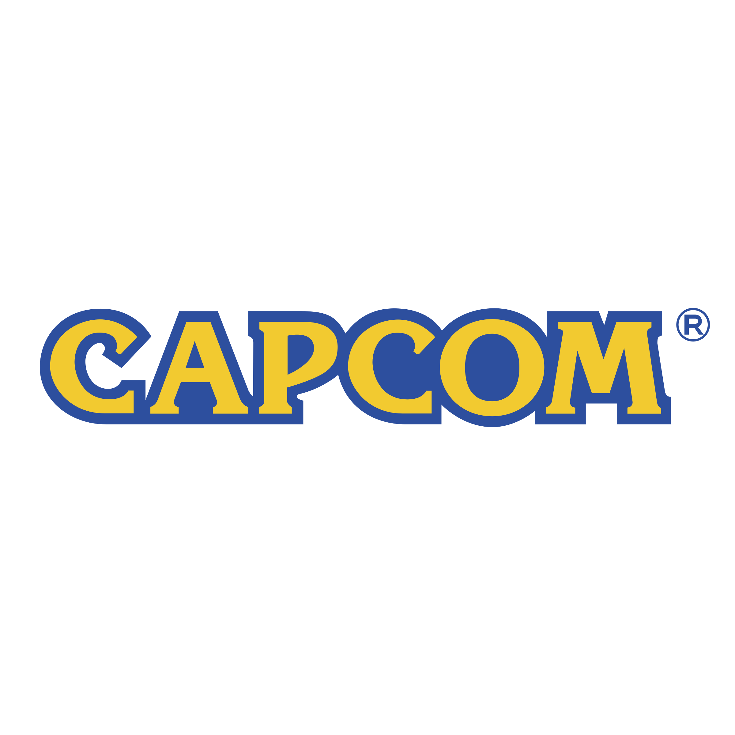 Capcom Logo PNG Transparent & SVG Vector.