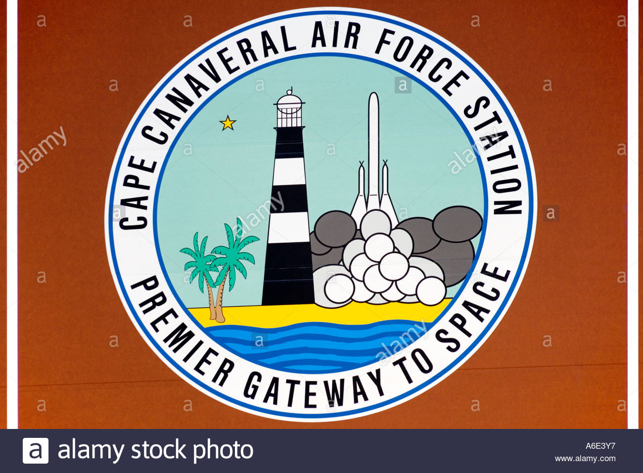 Cape Canaveral Air Force Station Nasa John F Kennedy Space Center.